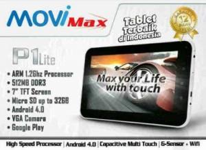 Movi Max P1 300x219 HARGA TABLET MOVI MAX P1 MURAH, SPESIFIKASI UNTUK GAME